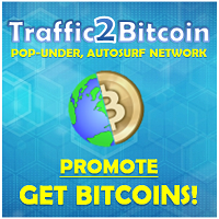 Welcome To Traffic2Bitcoin. Pop-under advertising network